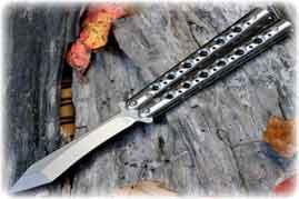 Ножи балисонги