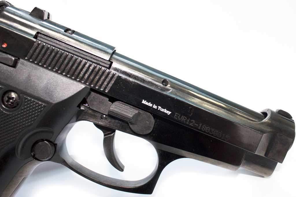 ZBROIA® | Шумовой пистолет Voltran Ekol Special 99 Rev-2