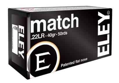 Патрон ELEY Match кал. 22 LR