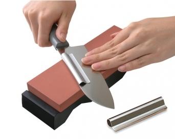 Держатель угла затачивания на водном камне, металлический (QA-022x)