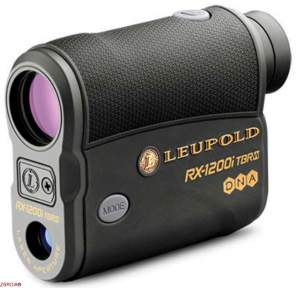 Дальномер Leupold RX-1200i TBR/W with DNA Laser Rangefinder Black