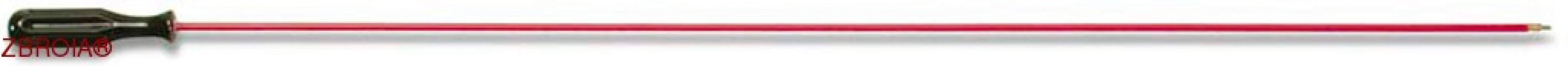 Шомпол Stil Crin стальной в пластике (кал. 5 мм, цельный)