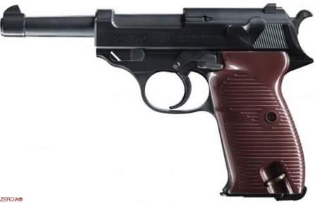 Пневматический пистолет Walther P38 (5.8089)