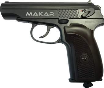 Пневматический пистолет ZBROIA Makar Blowback