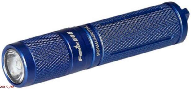 Фонарь Fenix E05 Blue