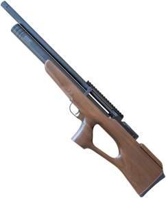 Пневматическая винтовка (PCP) ZBROIA Козак 550/220 (кал. 4,5 мм, коричневый)