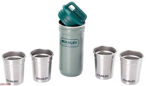 Набор: фляга и 4 рюмки Stanley Adventure Combo