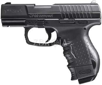Пневматический пистолет Walther CP99 Compact (5.8064)