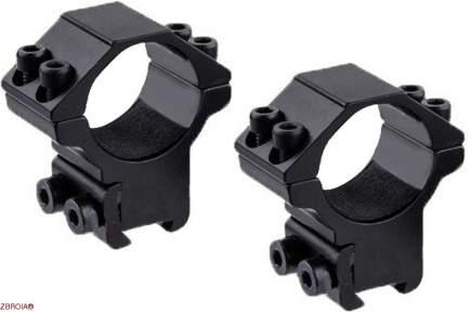 Крепление-кольца Beeman FTMA012 High (25,4 мм)