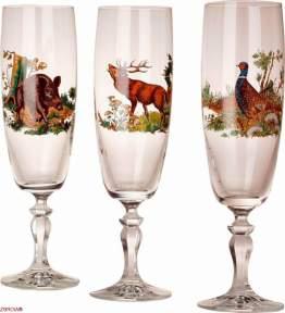 Набор Kozap Champaigne I 6 стаканов (0.25л) 5/1