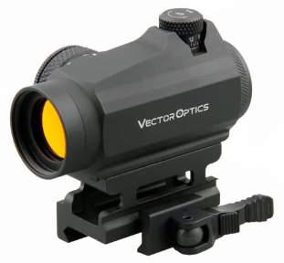Коллиматорный прицел Vector Optics Maverick Gen II 1x22 Red Dot