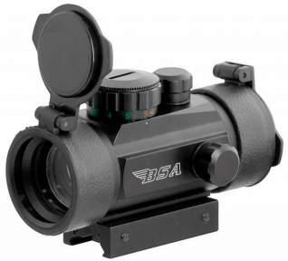 Коллиматорный прицел BSA 1х30 Red/Green Dot (с креплением 11-21 мм)