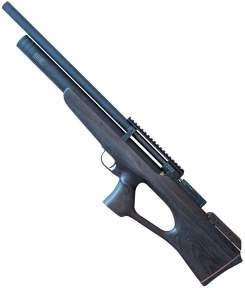 Пневматическая винтовка (PCP) ZBROIA Козак 550/220 (кал. 4,5 мм, черный) LWW