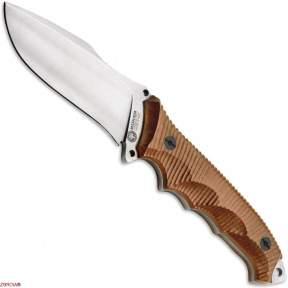 Нож Boker Arbolito Buffalo Soul 42 Wood
