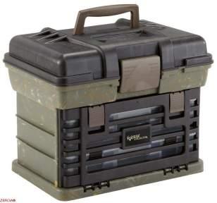 Коробка Plano Bone Collector Shooter для патронов и принадлежностей