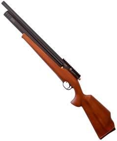 Пневматическая винтовка (PCP) ZBROIA Хортица 450/220 (кал. 4,5 мм, коричневый)
