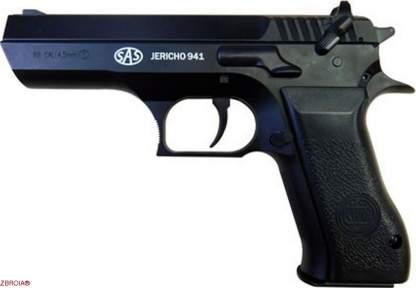 Пневматический пистолет SAS Jericho 941 (КМ-43ZDHN)