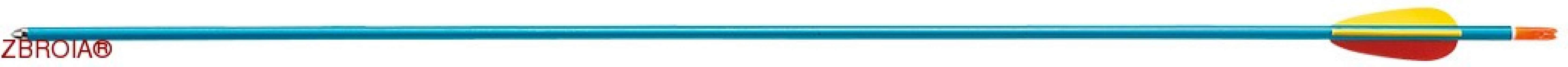 Стрела для лука Man Kung MK-AAL29 алюминий