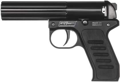 Сигнальный пистолет (ракетница) F-GUN Black 26,5 мм (12 калибр)