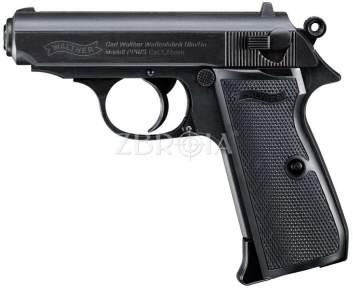Пневматический пистолет Umarex Walther PPK/S (5.8315)