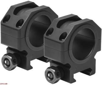 Кольца NcStar Tactical Low (30 мм)