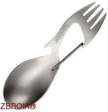 Ловилка KAI Kershaw Ration fork and spoon tool