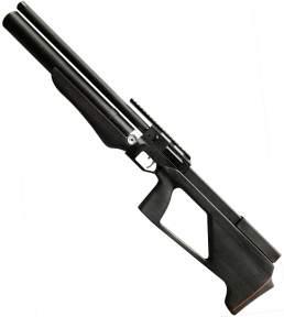 Пневматическая винтовка (PCP) ZBROIA Sapsan 550/300 (кал. 4,5 мм, черный)