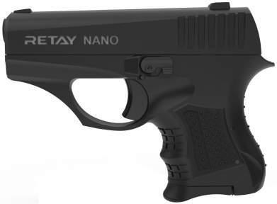 Шумовой пистолет Retay Arms Nano Black