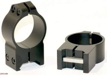 Кольца Warne Fixed Ring Medium 214М (30 мм)