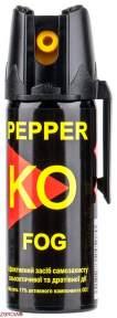 Газовый баллончик Klever Pepper KO Fog 50 мл.
