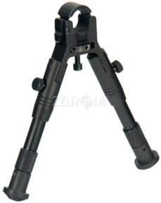 Сошки Leapers TL-BP18S-A (высота 15.7 - 17 cм)