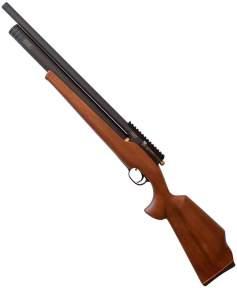 Пневматическая винтовка (PCP) ZBROIA Хортица 550/220 (кал. 4,5 мм, коричневый)