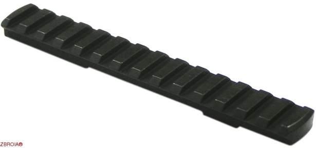Адаптершина GFM Picatinny/Weaver на базу Blaser QD (74 мм)