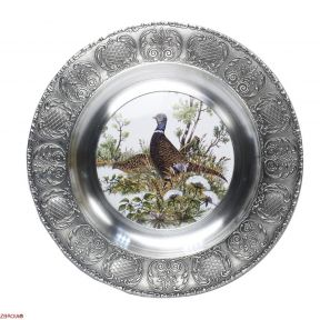 Тарелка декоративная Artina SKS