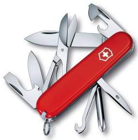 1.4703 Нож Victorinox Super Tinker Red