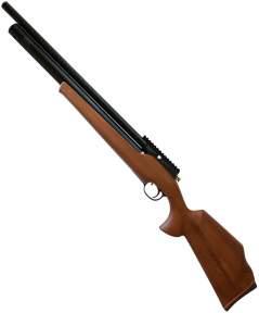 Пневматическая винтовка (РСР) ZBROIA Хортица 450/230 (кал. 4,5 мм, коричневый)