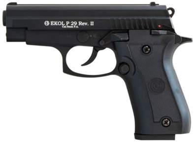 Шумовий пістолет Voltran Ekol P-29 Rev-2 Black