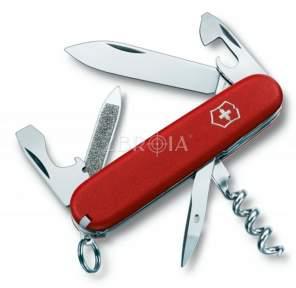 2.3803 Нож Victorinox EcoLine Sportsman Red