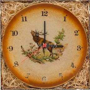 Часы настенные Kozap (23 см) 39/441