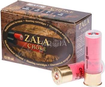 Патрон Zala Arms Choke кал. 12/70 масса 28 гр