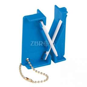 Точило Lanky Mini Crock Stick Sharpener LCKEY карманное