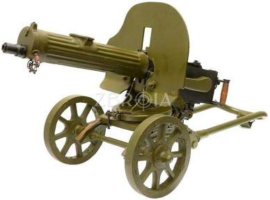 Макет Пулемет Максим