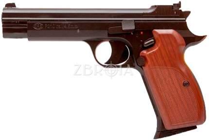 Пневматический пистолет SAS P210 Legend Blowback Black