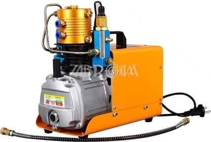 Электрический компрессор высокого давления 300 атм. (автомат)
