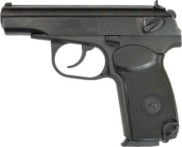 Пневматический пистолет ИЖМЕХ МР-658 Blowback
