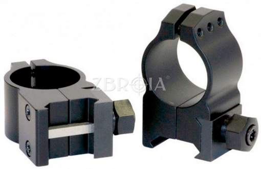 Кольца Warne Tactical Fixed Ring High 615М (30 мм)