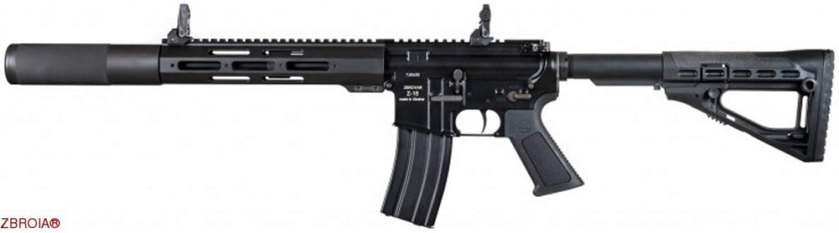 Карабин Zbroyar Z-15 7.62x35 (.300AAC) SS