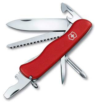 0.8463 Нож Victorinox Trailmaster Red