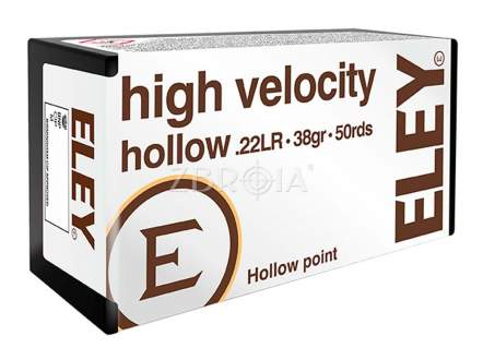 Патрон ELEY High Velocity Hollow кал. 22 LR