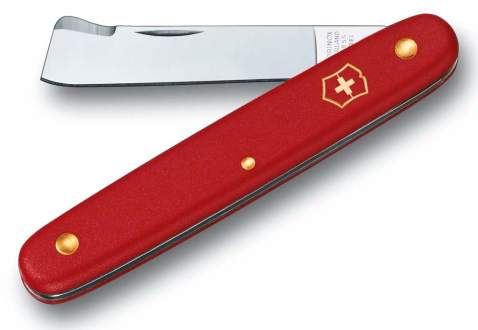 3.9020 Нож Victorinox Budding Knife Combi садовый